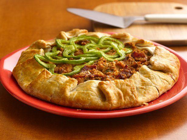 Savory sweet potato pie recipe