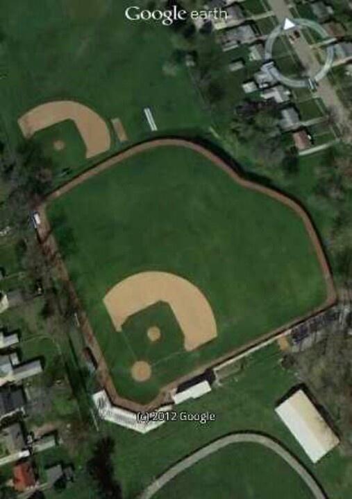 University of mount union baseball field