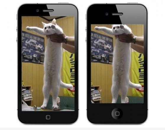 iPhone 4 vs iPhone 5Iphone 1 Vs Iphone 2