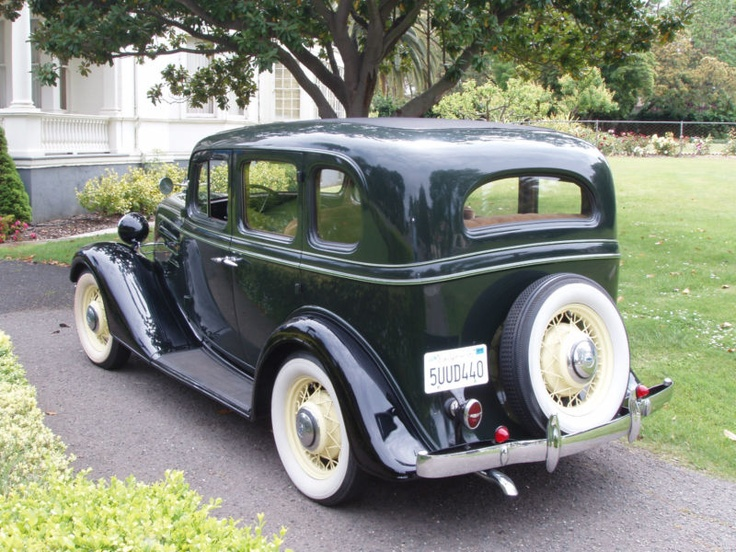 1934 chevrolet standard 4door sedan chevrolet 1930 1953 for 1930 chevrolet 4 door sedan