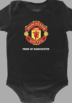 Manchester United Baby Clothes Singapore