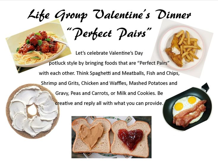 valentine's day supper ideas