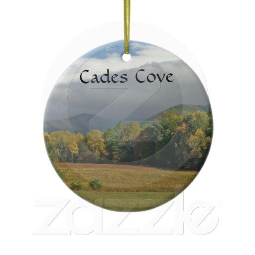 Cades Cove Ornaments
