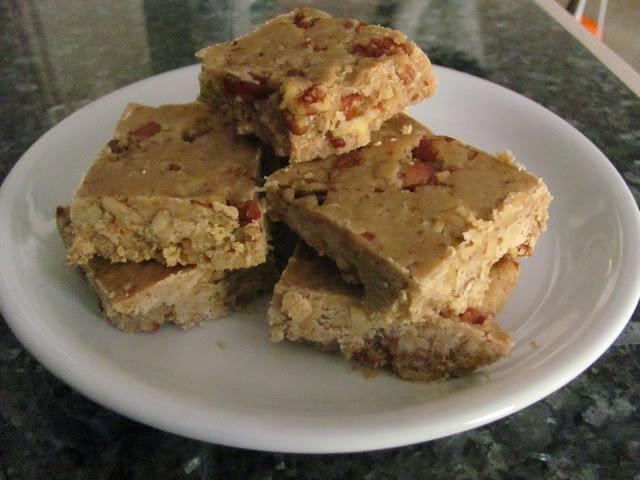 Louanne's Kitchen: Penuche, aka Brown Sugar Fudge...12 Weeks of ...