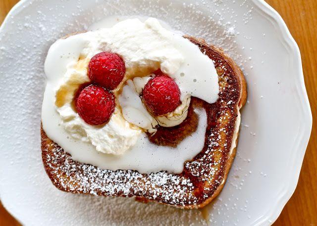 Raspberry Cheesecake Stuffed French Toast | Recipe Index | Yammie's ...