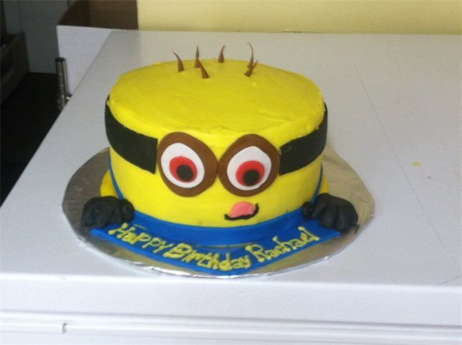 Birthday Cake Image Search : minion birthday cake - Google Search BIRTHDAY IDEAS ...