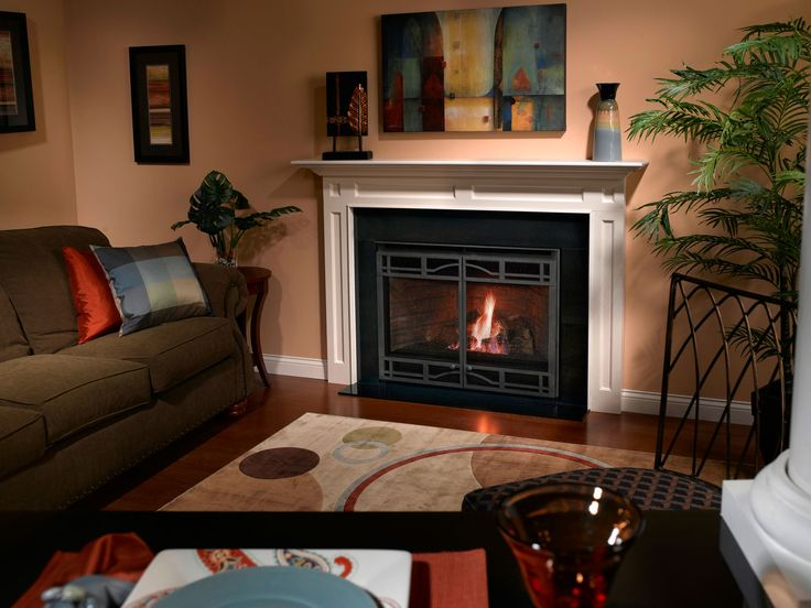 Heatilator Novus Gas Fireplace Fireplace Pics Pinterest