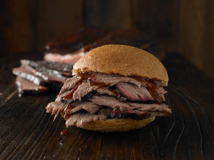 Beef Brisket Sandwich | BBQ Fun! | Pinterest