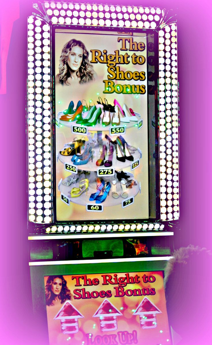 Sex and the City™ Out on the Town™ Slots: S AVP - Spinning Reel 3D ...