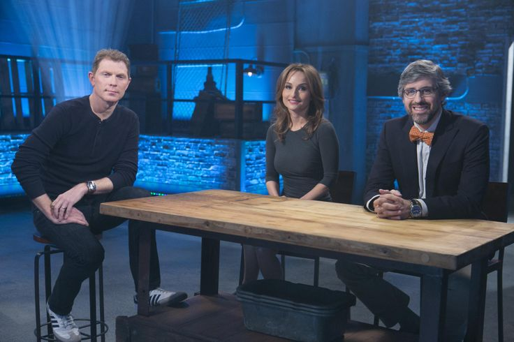 Don't miss Giada De Laurentiis and Mo Rocca on tonight's all-new #BeatBobbyFlay at 10|9c!