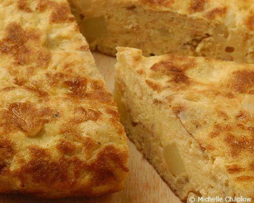 Spanish Vegetable Tortilla Recipes — Dishmaps