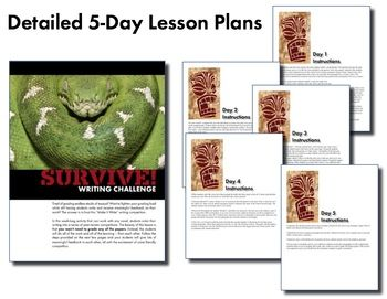 """Easy Essays – Thrill Students with """"Survive!"""" – No grading for you"""
