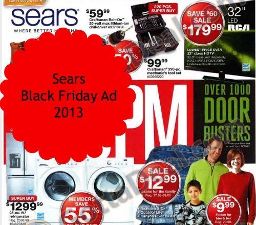 sears black friday foosball