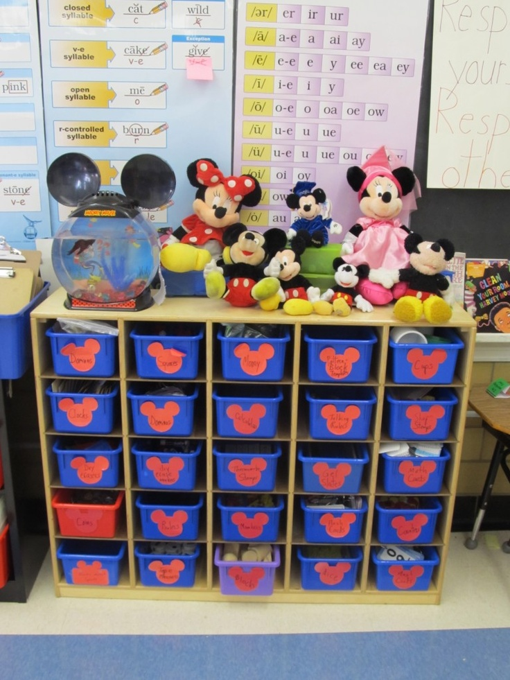Classroom Decorations Disney : Mickey heads as labels classroom pinterest