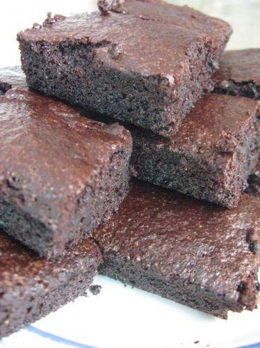 Deep Dark Espresso Brownies *drool* | Cooking - Bars & Brownies | Pin ...