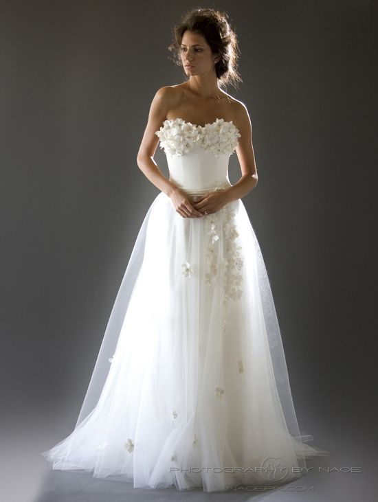 Wedding Dresses For Petite Curvy Brides : Gorgeous ethereal wedding gown weddings bride tulle