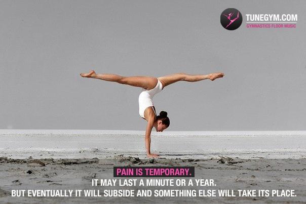 gymnastics quotes motivation quotesgram