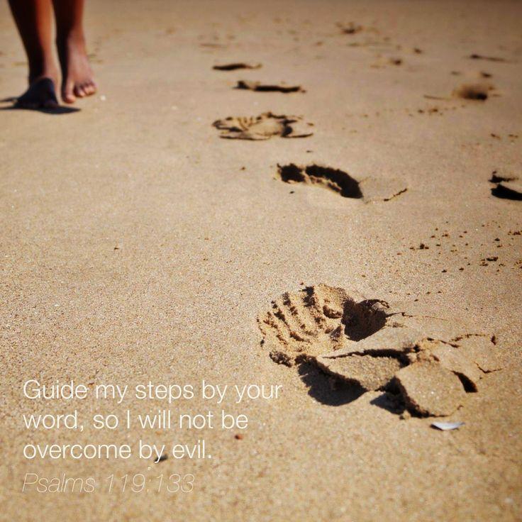 Bible Verse Footprints What An Awesome God Pinterest
