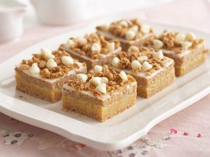 Sandra Lee's Sweet Potato Cheesecake | Desserts | Pinterest