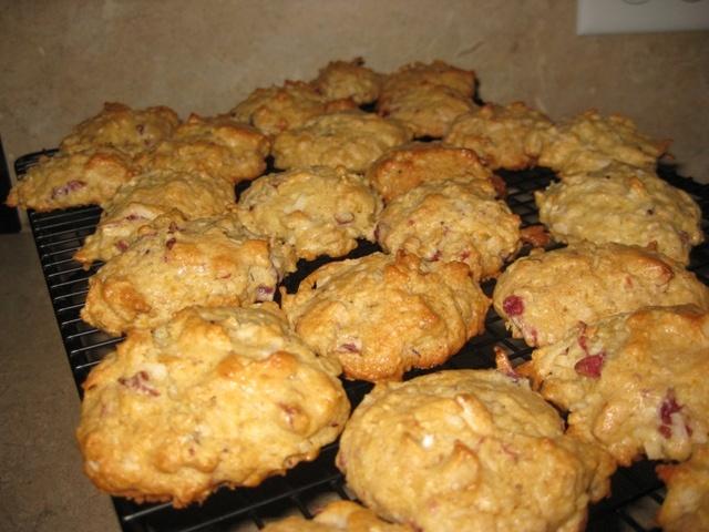Cranberry Orange Oatmeal Cookies: 1 envelope dry cranberry/orange ...