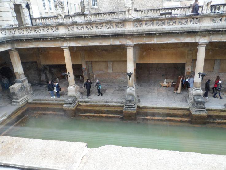 Baños Romanos Londres:Baños Romanos