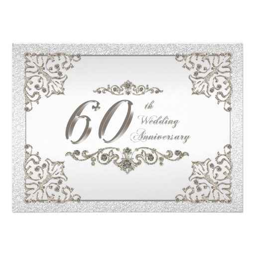 Wedding Gifts For 60th Anniversary : Wedding Anniversary