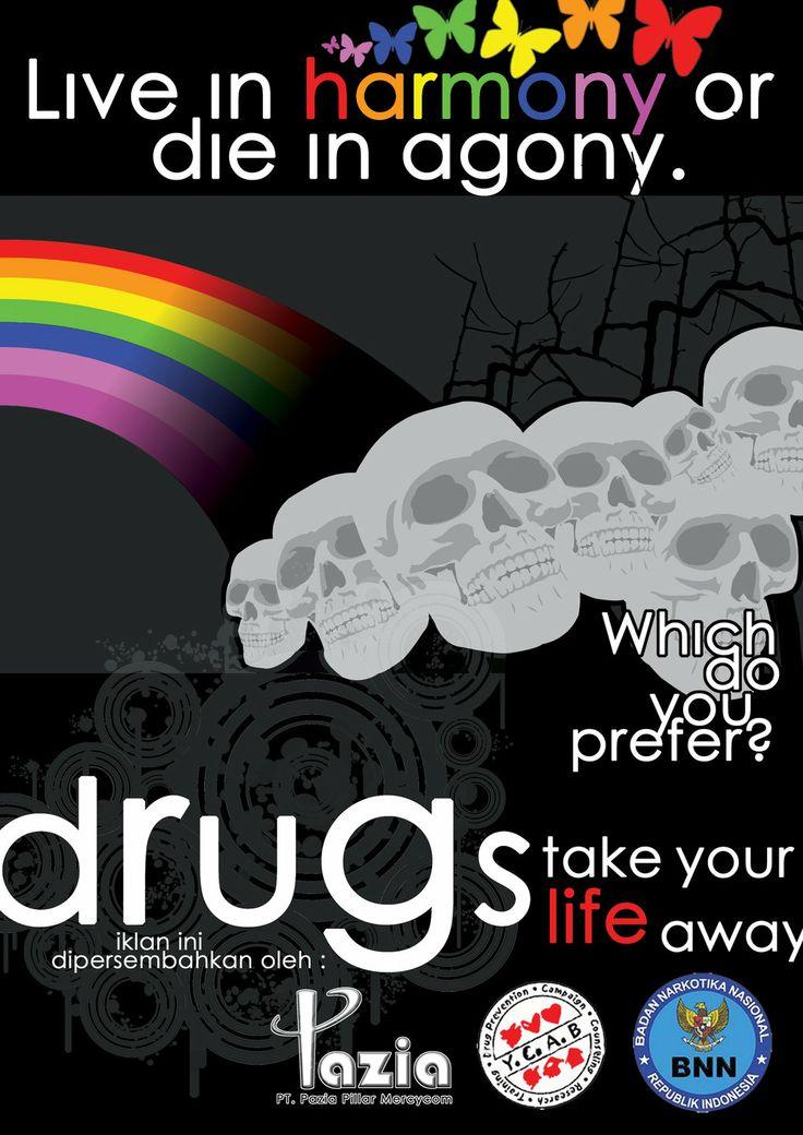 Anti Drugs Essay