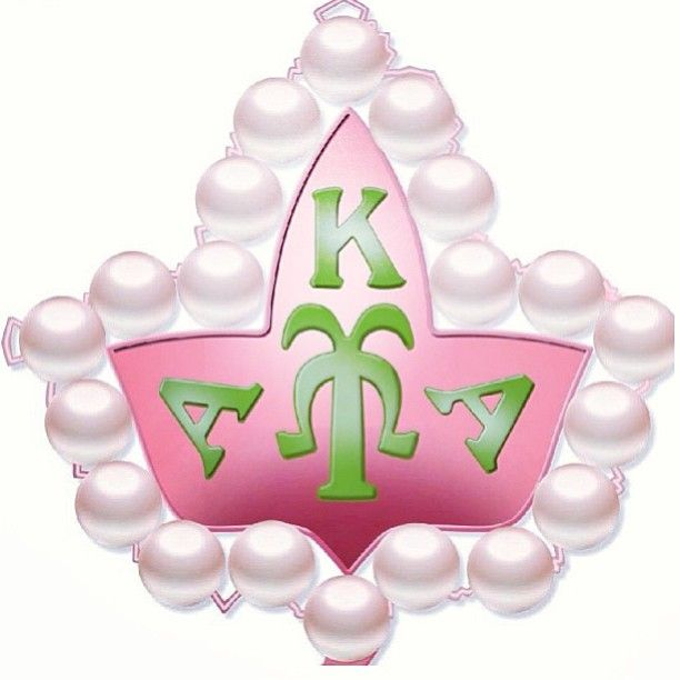 Pretty Girls #20 Pearls #AKA | AKA Clip Art and/or Crafts | Pinterest