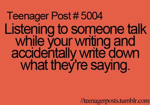 ahaha happens too many times