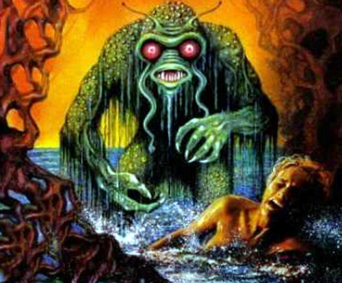 monster legends halloween island