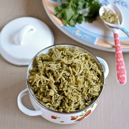 Mexican Green Rice | Recipes - Healthy | Pinterest