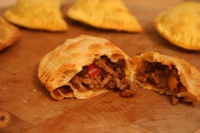 Beef Empanadas | Argentina: Recipes | Pinterest