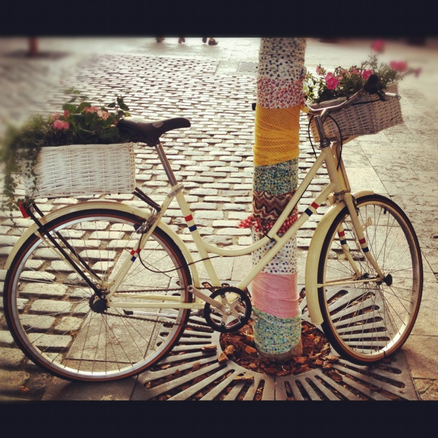 Summer bicicle