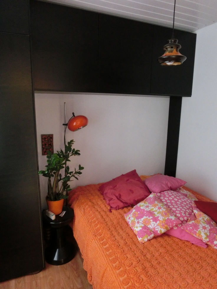 Retro slaapkamer meubels : Slaapkamer met Retro meubels retro house ...