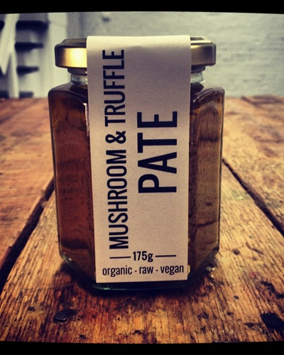 MUSHROOM & TRUFFLE PATE amazing flavour | Miss Spelt's Grains & G...