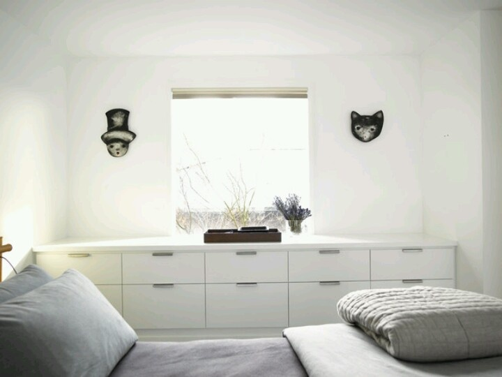 Bedroom Built Ins For The Home Pinterest