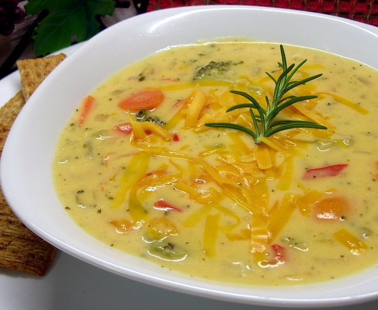 Vegetable Chowder | Recipe