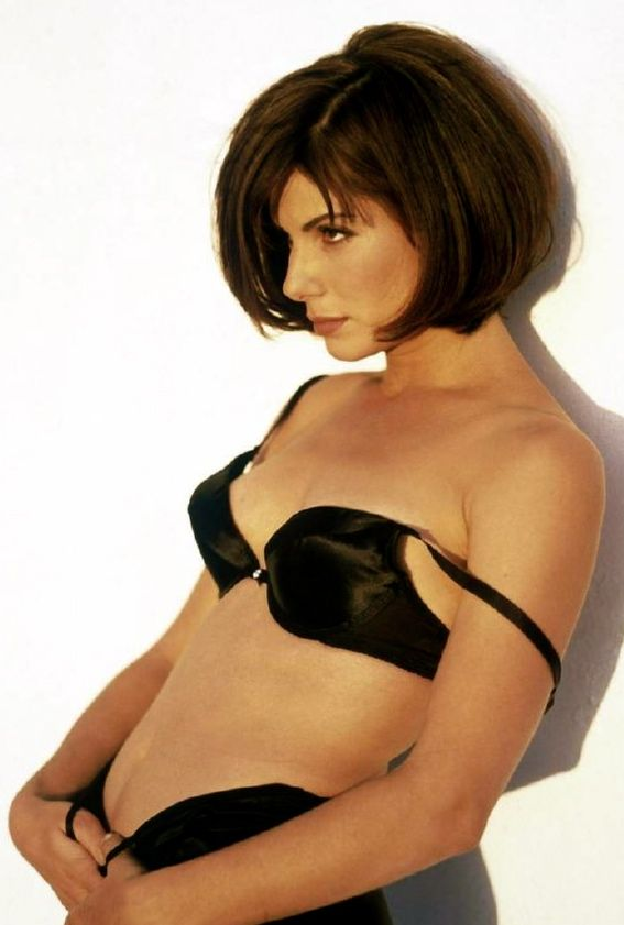 Сандра буллок эротические фото