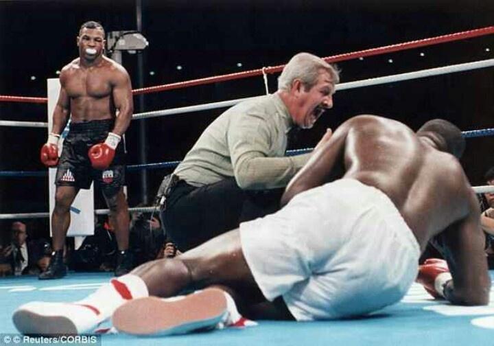Mike Tyson Vs Buster Douglas ˜�☝☞ Sp0rts☜☝☞ Pinterest