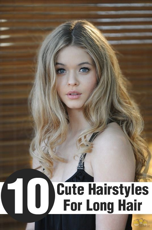 Top 10 Cute Hairstyl