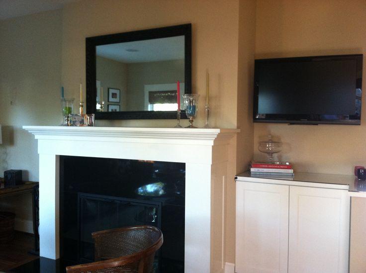 fireplace built ins living room pinterest