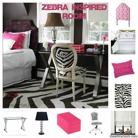 Zebra print bedroom ideas kitchen katelynn pinterest