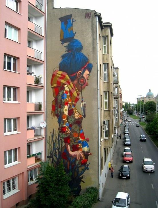 Graffiti / Minha Terra - POLAND