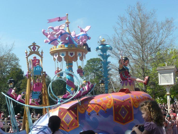 Festival of Fantasy Parade - Pinocchio