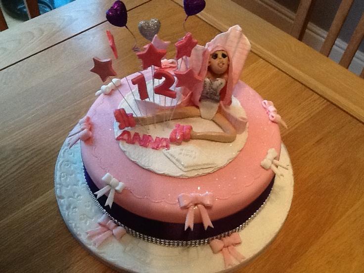 Nicki Minaj Cupcakes