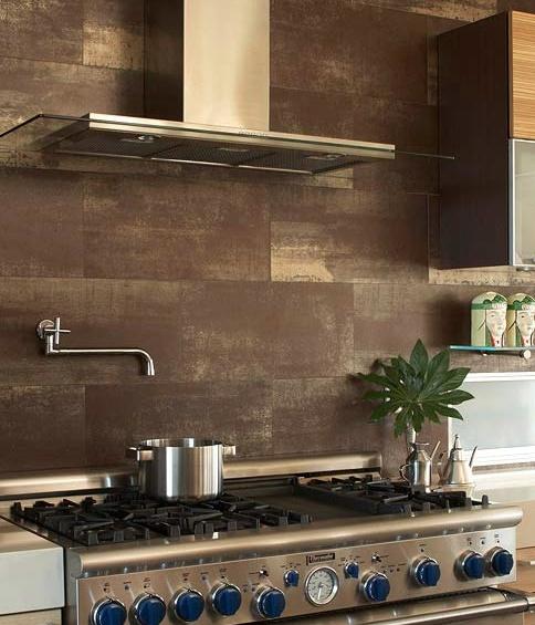 Rustic porcelain tiles backsplash pinterest - Backsplash tile rustic ...