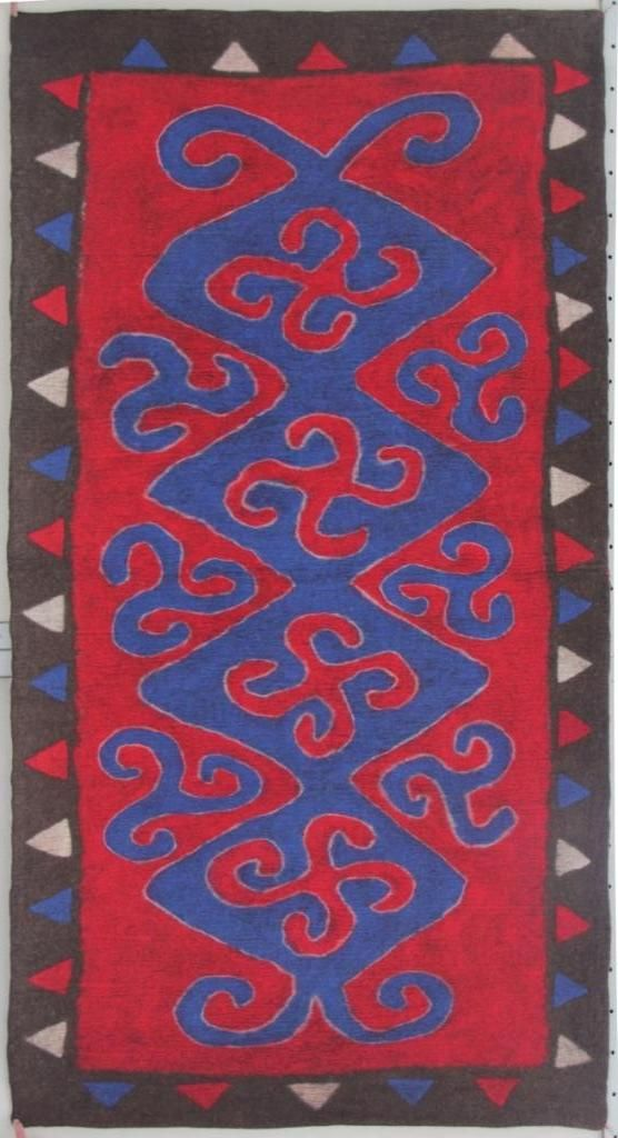 Pin By Tumar On Ala Kiyiz Handmade Felt Rugs 100 Sheep