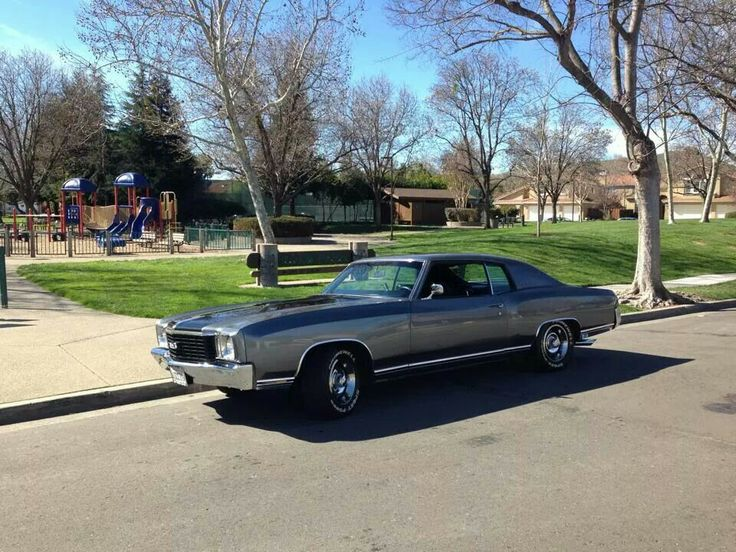 Monte Carlo SS 454 | Muscle cars | Pinterest
