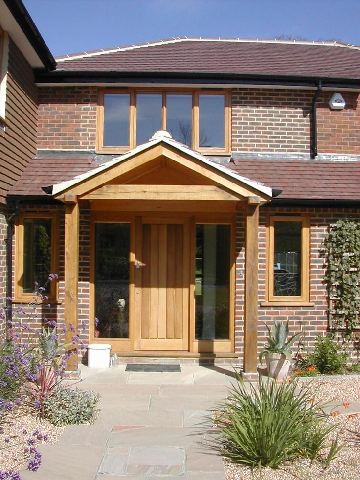 Fabulous looking porch entrance ideas pinterest Porch extension