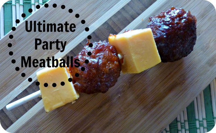 Ultimate Party Meatballs Recipe | Heinz Ultimate Party Meatballs | Pi ...